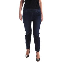 Textiel Dames Skinny jeans Gas 365759 Blauw