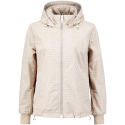 Textiel Dames Wind jackets Geox W7220X T2327 Beige
