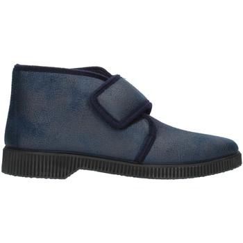 Schoenen Heren Sloffen Clia Walk HOME126 Blue