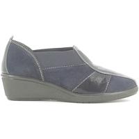 Schoenen Dames Mocassins Susimoda 840868 Blauw