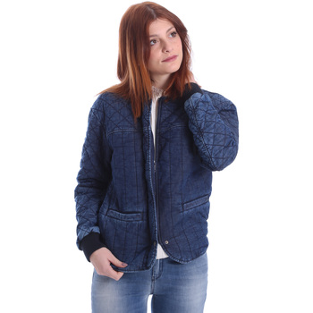Textiel Dames Wind jackets Gas 255425 Blauw