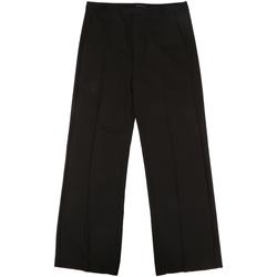 Textiel Dames Pantalons Fornarina BIF1I68C96600 Zwart