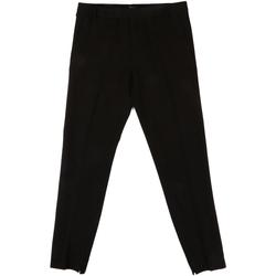 Textiel Dames Pantalons Fornarina BIF1I70L24700 Zwart