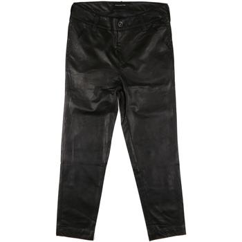 Textiel Dames Chino's Fornarina BIF1I84P27900 Zwart