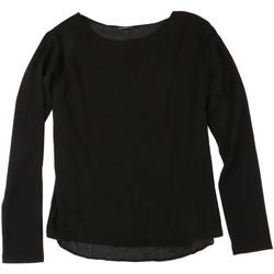 Textiel Dames Truien Fornarina BIF4547C96600 Zwart
