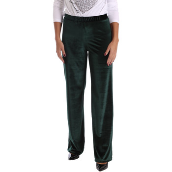 Textiel Dames Losse broeken / Harembroeken Gazel AB.PA.LU.0039 Groen