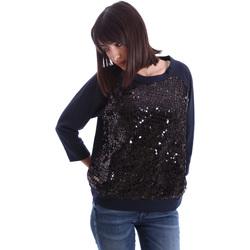 Textiel Dames Truien Gazel AB.MA.M3.0022 Blauw