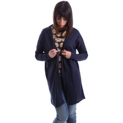 Textiel Dames Vesten / Cardigans Gazel AB.MA.CA.0055 Blauw