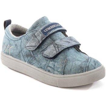 Schoenen Kinderen Lage sneakers Lumberjack SB32705 005 M64 Blauw