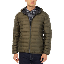 Textiel Heren Dons gevoerde jassen Gas PC0048 Groen