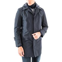 Textiel Heren Dons gevoerde jassen Antony Morato MMCO00540 FA600100 Blauw