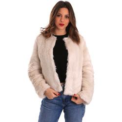 Textiel Dames Mantel jassen Gaudi 821BD39002 Beige