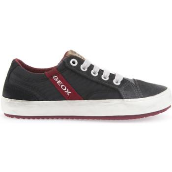 Schoenen Kinderen Lage sneakers Geox J642CA 0FU22 Grijs
