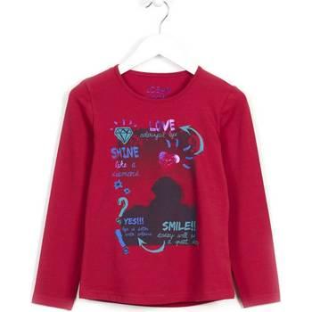 Textiel Meisjes Sweaters / Sweatshirts Losan 624 1028AB Paars