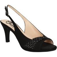Schoenen Dames Sandalen / Open schoenen Grace Shoes 2068 Zwart
