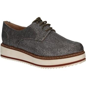 Schoenen Dames Derby Exé Shoes E17007232R11 Zilver