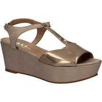 Schoenen Dames Sandalen / Open schoenen Mally 5667 Grijs