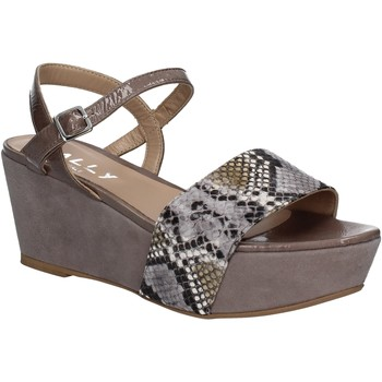 Schoenen Dames Sandalen / Open schoenen Mally 5671 Grijs