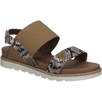 Schoenen Dames Sandalen / Open schoenen Mally 5783 Grijs
