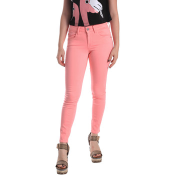 Textiel Dames Skinny Jeans Fornarina BE171L46D86868 Roze