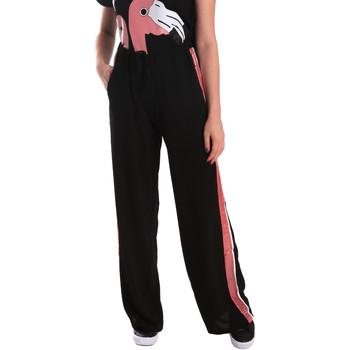 Textiel Dames Trainingsbroeken Fornarina BE171L97C99700 Zwart