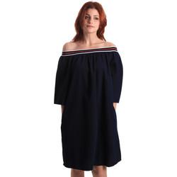Textiel Dames Korte jurken Fornarina BE178D60D883NT Blauw