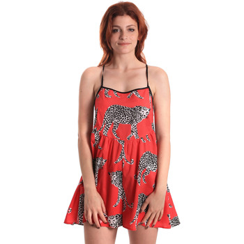 Textiel Dames Jumpsuites / Tuinbroeken Fornarina BE178D63CA0876 Zwart