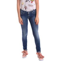 Textiel Dames Skinny Jeans Fornarina BER1H27D709R59 Blauw