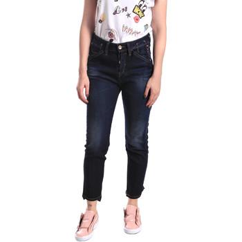 Textiel Dames Skinny jeans Fornarina BER1I44D790V3 Blauw