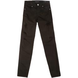 Textiel Dames Skinny jeans Fornarina BER1I86D844BP Zwart