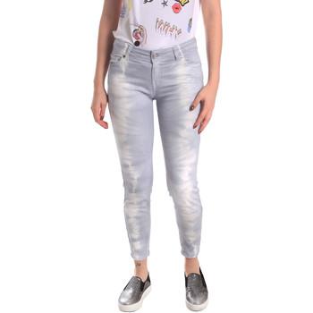 Textiel Dames Boyfriend jeans Fornarina BER1L01D851GD Grijs