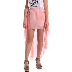 Textiel Dames Rokken Fornarina SE172C07CA11C5 Roze