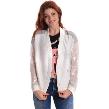 Textiel Dames Wind jackets Fornarina SE173C37I06809 Wit
