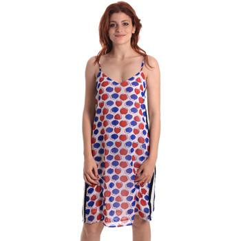 Textiel Dames Korte jurken Fornarina SE178D82CA0676 Wit