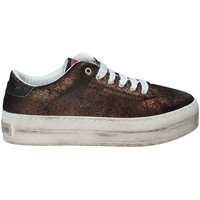 Schoenen Dames Lage sneakers Fornarina PE17MX1108R092 Bruin