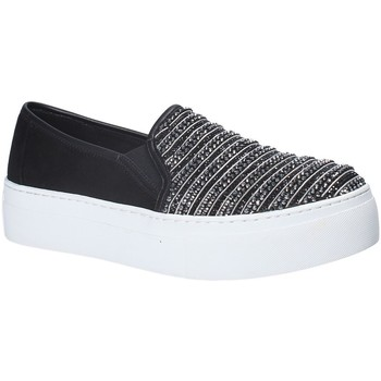Schoenen Dames Instappers Fornarina PE17RY1111S000 Zwart