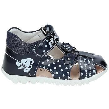 Schoenen Kinderen Sandalen / Open schoenen Primigi 7055 Blauw