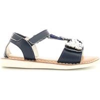 Schoenen Meisjes Sandalen / Open schoenen Lumberjack SG29806 002 A01 Blauw