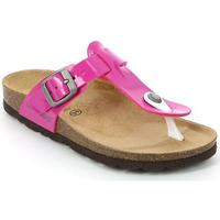 Schoenen Kinderen Teenslippers Grunland CB0928 Roze
