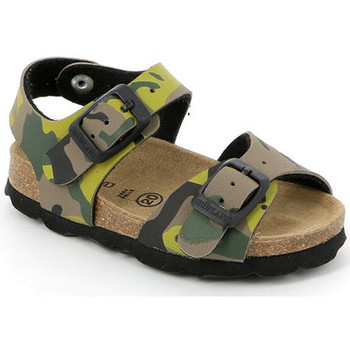 Schoenen Kinderen Sandalen / Open schoenen Grunland SB0169 Groen