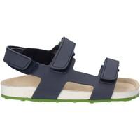 Schoenen Kinderen Sandalen / Open schoenen Grunland SB0831 Blauw