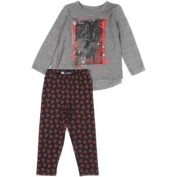 Textiel Meisjes Setjes Losan 626 8016AD Grijs