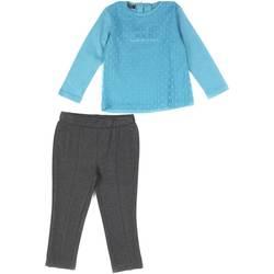 Textiel Meisjes Setjes Losan 626 8027AD Blauw