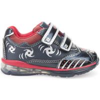 Schoenen Kinderen Lage sneakers Geox B6484C 0CE11 Blauw