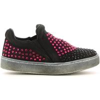 Schoenen Meisjes Instappers Lulu LS150024T Zwart