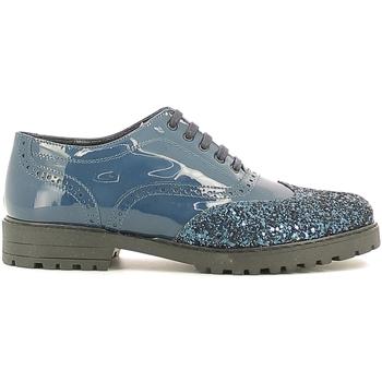 Schoenen Kinderen Derby Alberto Guardiani GK21000G Blauw