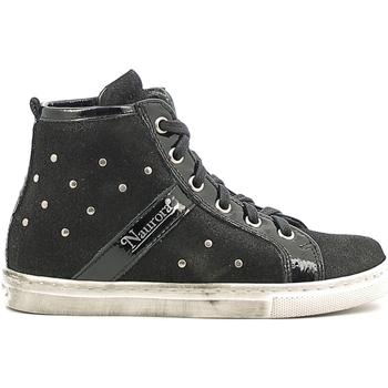 Schoenen Kinderen Hoge sneakers Naurora NA-290 Zwart