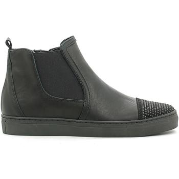Schoenen Kinderen Hoge sneakers Holalà HS050008L Zwart