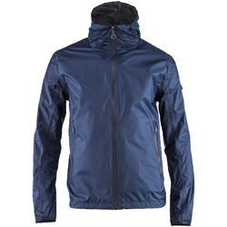 Textiel Heren Windjack Lumberjack CM45823 002 412 Blauw