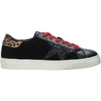 Schoenen Dames Lage sneakers Onyx W19-SOX901 Zwart